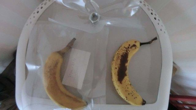 Bananer och mutter