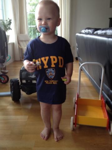 Isak NYPD