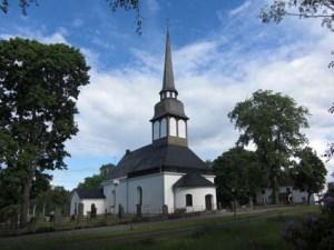 Bredaste kyrka