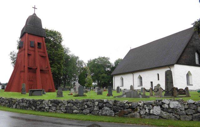 Norra Sandsjö kyrka