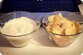 chips och dipp