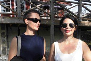 Helene och Maria