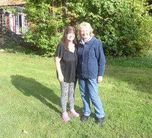 Lotta och Ann-Christine