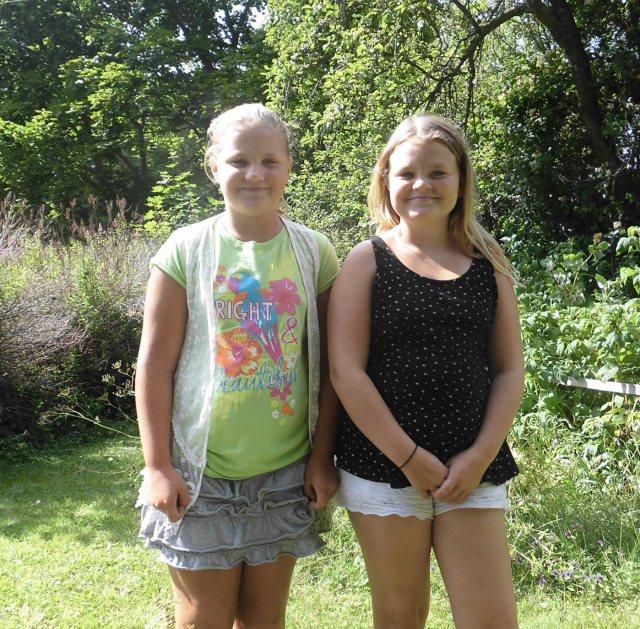 Hanna och Jenny