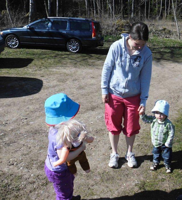 Nina och barnen