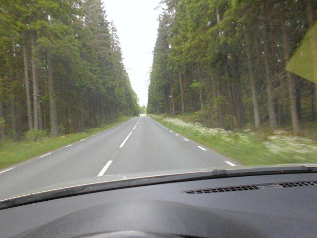 Hemväg