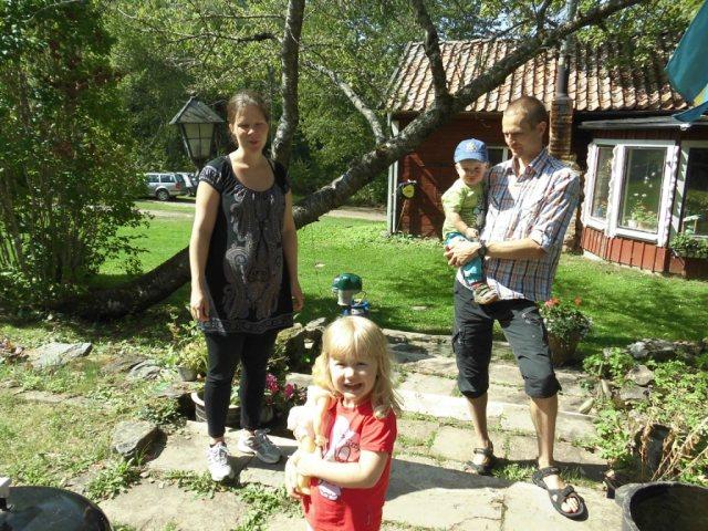 Nina och Fredrik