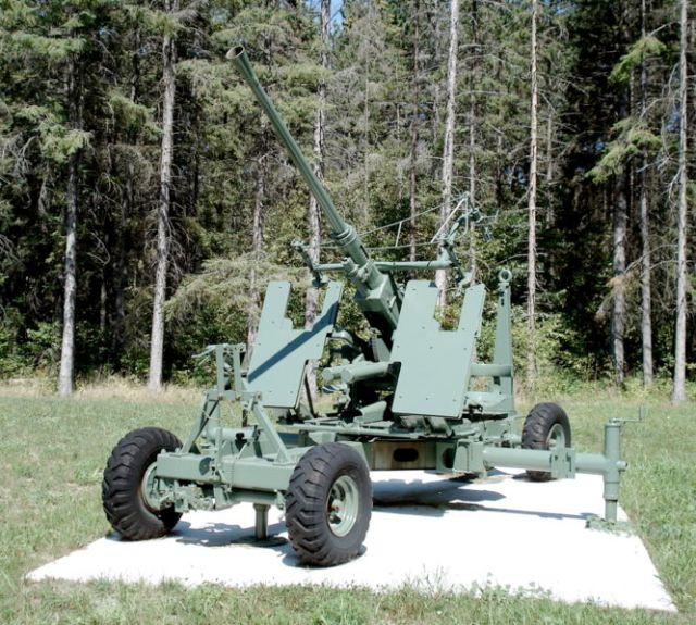 kanon 40 mm