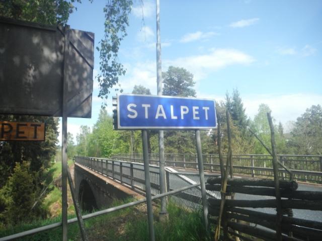 Stalpet