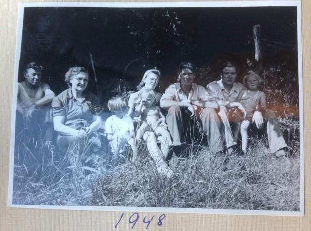 Farfar och farmor