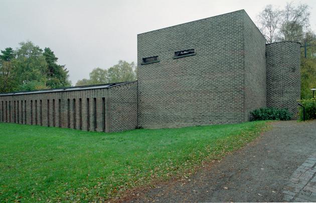 Björkhagens kyrka, Markuskyrkan