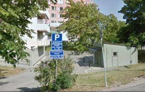 Parkeringen i h