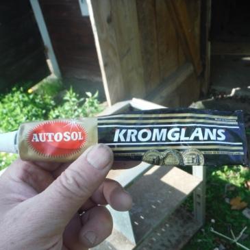 Kromglans
