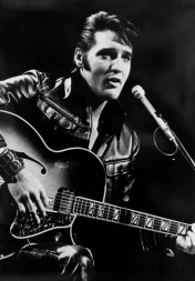 Elvis-Presley-Style-Icon-Fashion-Picture-Leather-Jacket