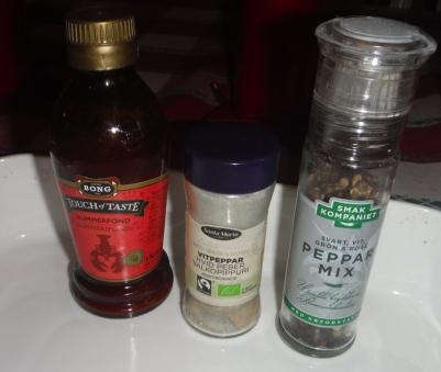 kryddor